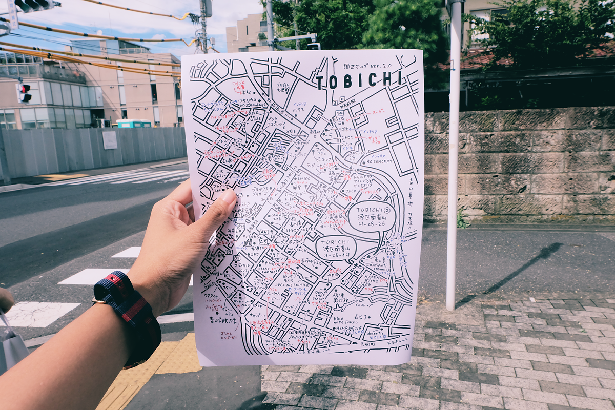 Hobonichi Techo Lineup 2017 Tobichi 13