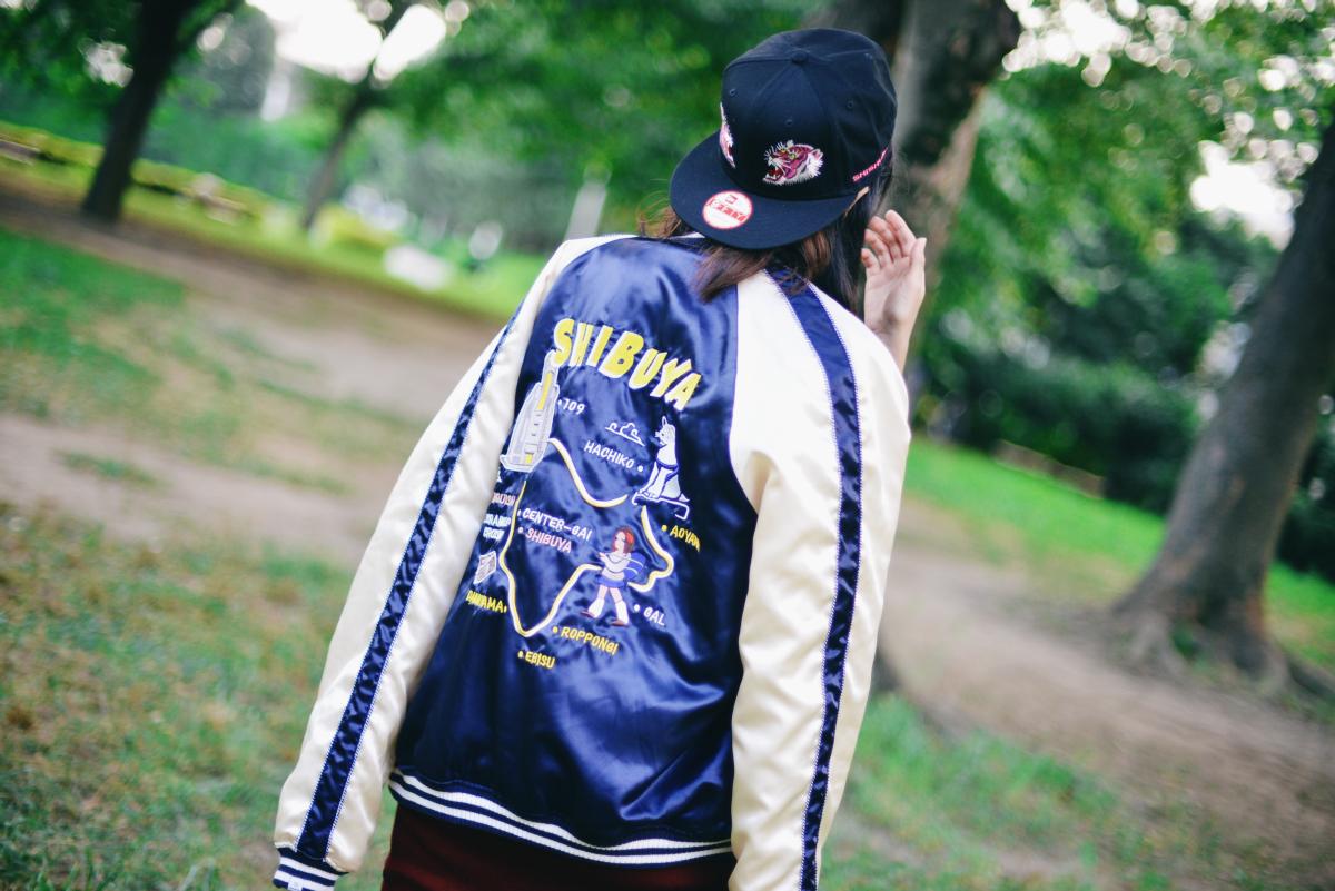 Japan Souvenir Jacket Sukajan JLM STORE46