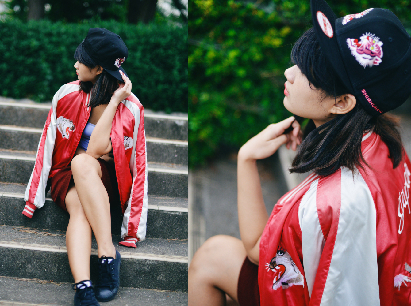 Japan Souvenir Jacket Sukajan JLM STORE79