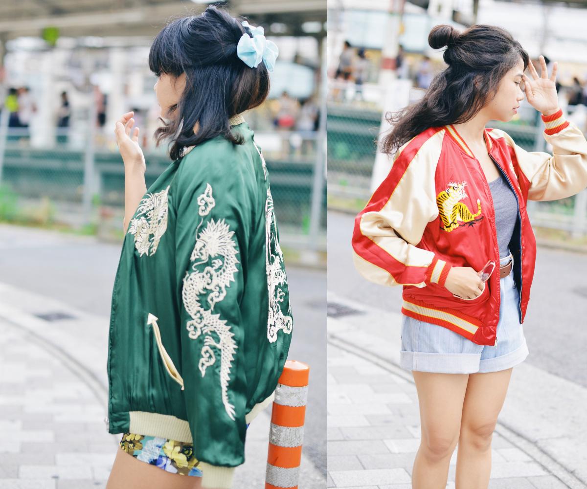 Japanese Souvenir Jacket Sukajan JLM STORE15