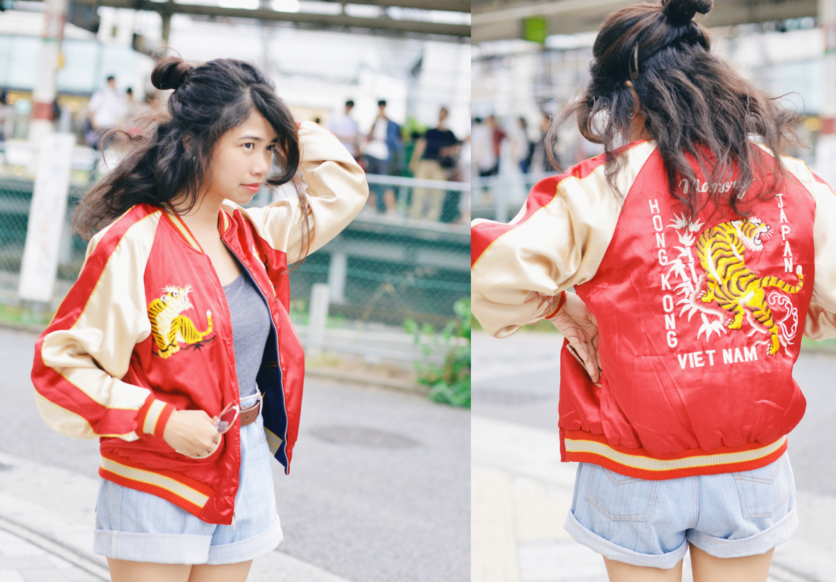 Japanese Souvenir Jacket Sukajan JLM STORE16