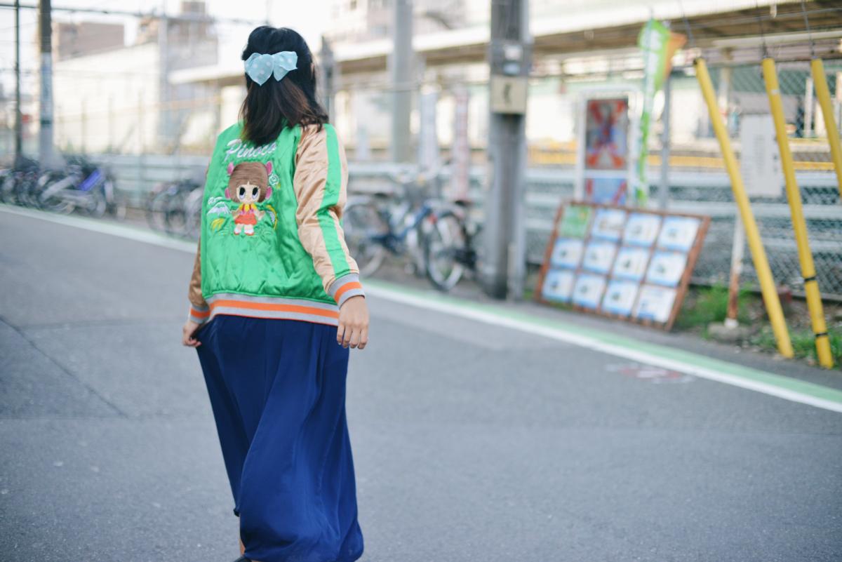 Japanese Souvenir Jacket Sukajan Skajan Shishumania 11