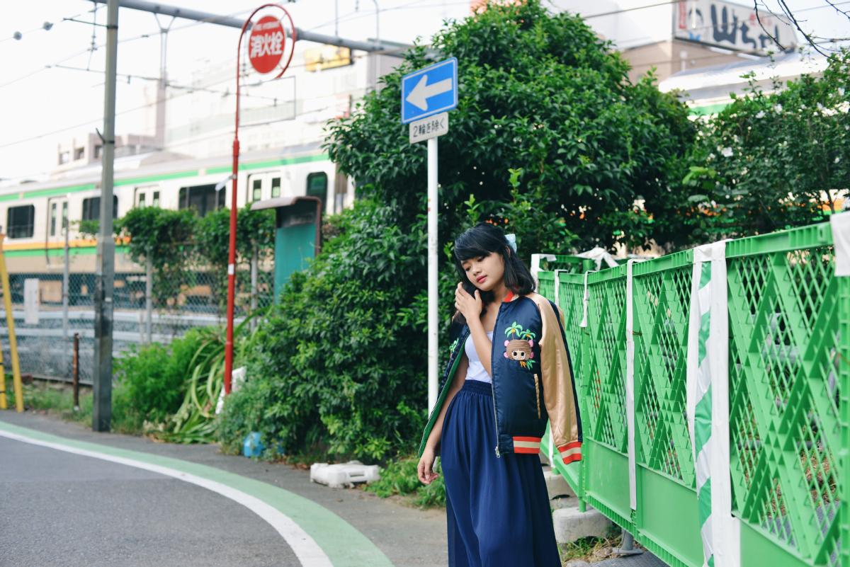 Japanese Souvenir Jacket Sukajan Skajan Shishumania 3