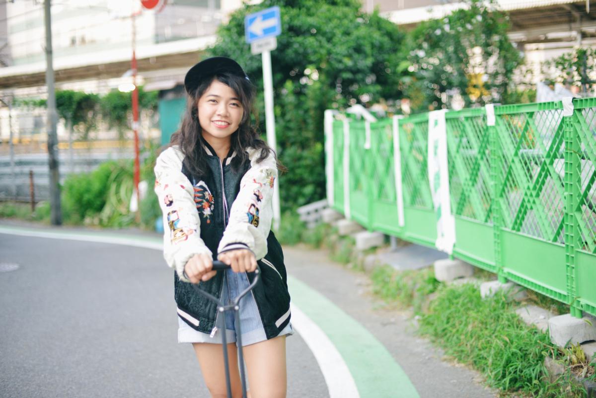 Japanese Souvenir Jacket Sukajan Skajan Shishumania 7
