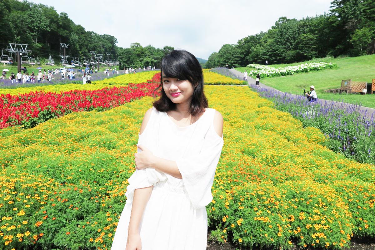 Kawaii Lavender Tambara Park 20