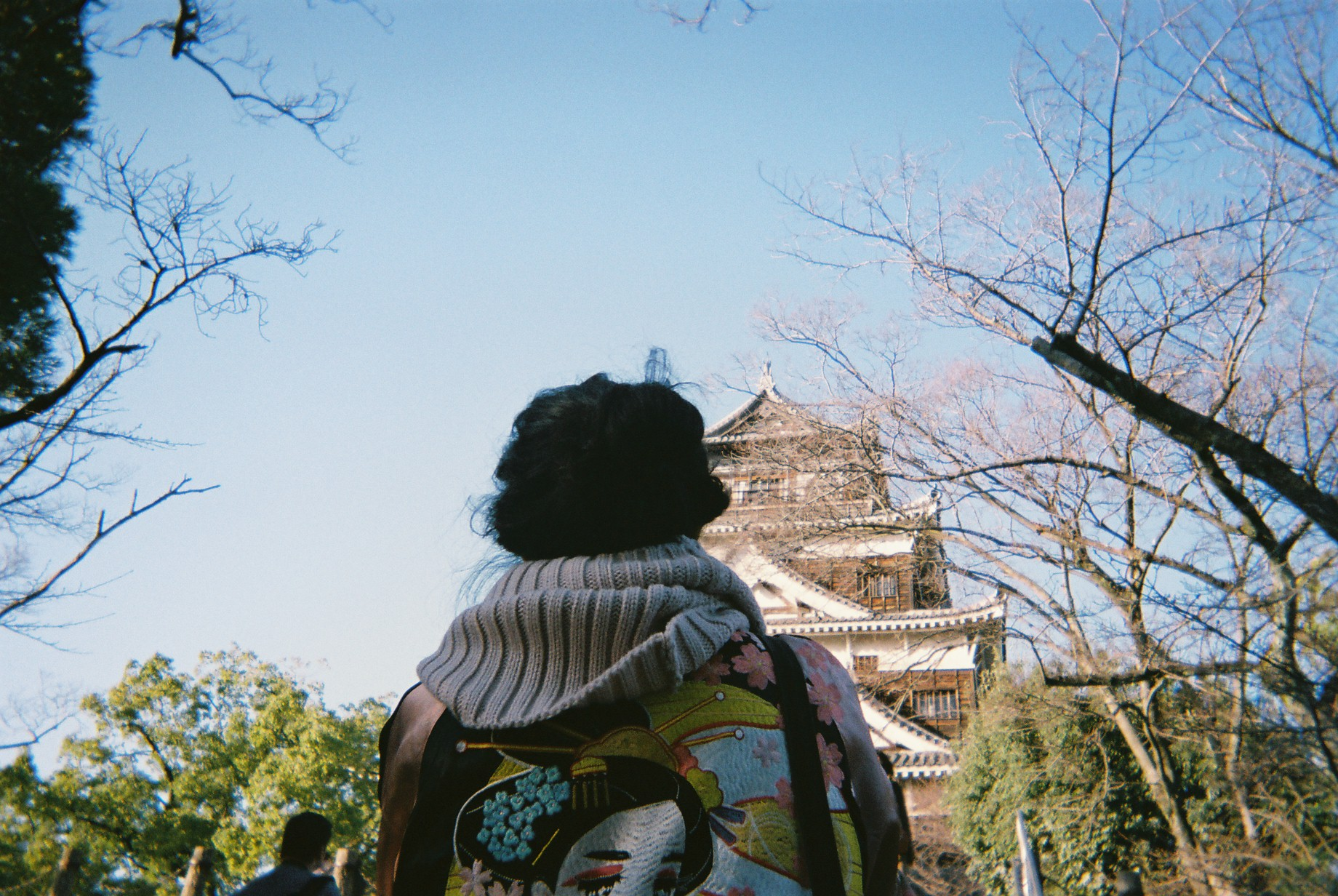 You & Me Around Japan (Disposable Film Camera Photos) | The